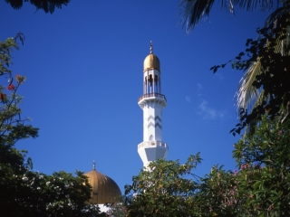 Grand Mosque-Male, Maldives