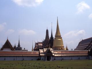 Grand Palace & Wat Phra Kaeo-Bangkok