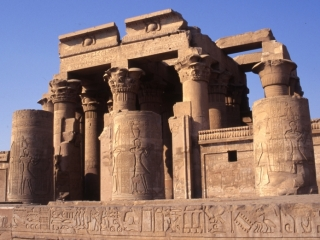 Kom Ombo temple-Egypt