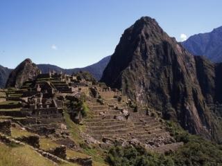Machu Picchu & Huayna Picchu-Peru