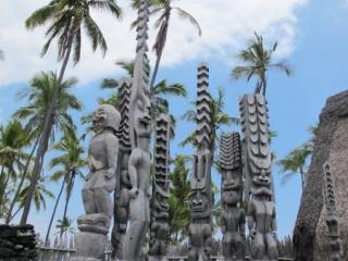 Pu'uhonua O Honaunau-Hawaii