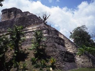Tikal temple-Guatemala