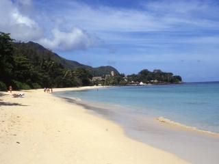 Beau Vallon Beach-Mahe, Seychelles