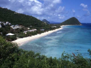 Long Bay & Belmont Point-Tortola