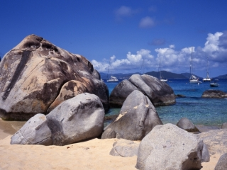 The Baths-Virgin Gorda, British Virgin Islands