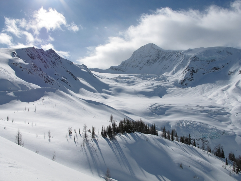 Glacier-RK Heliski, British Columbia