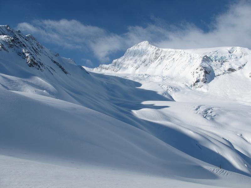 Glacier-RK Heliski, Panorama