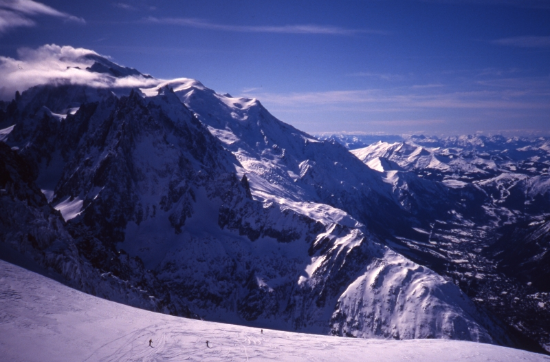 Grand Montet-Chamonix, France