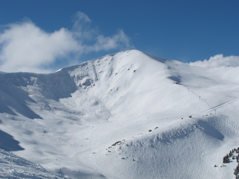 Marmot Basin peak (dig)-Jasper