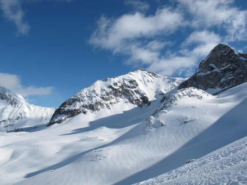 Top of the world-RK Heliski, Panorama