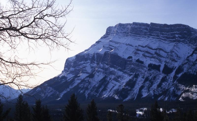 Tunnel Mountain-Banff National Park