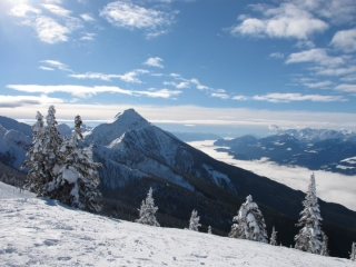 Revelstoke Mountain Resort-British Columbia