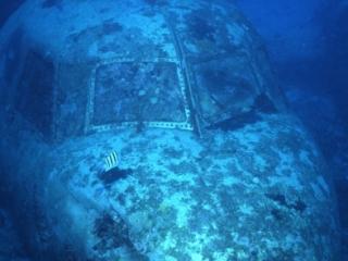 Sonesta wreck-Aruba